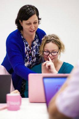 Training online academie maken
