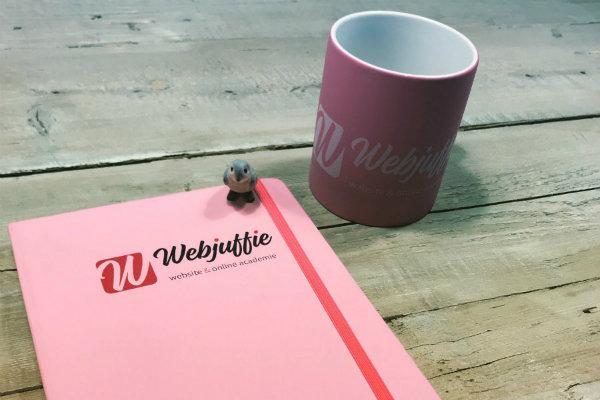 webjuffie website en online academie