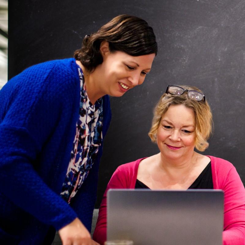 Webjuffie zelf je website of online academie maken